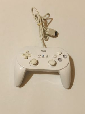 Nintendo Wii pro controller for Sale in Long Beach, CA
