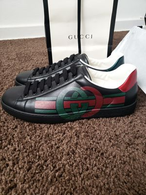Gucci Ace Shoes, 10.5 for Sale in Forest Heights, MD