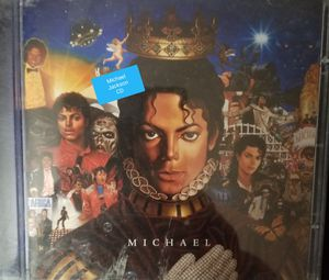 """MICHAEL"" A MICHAEL JACKSON CD for Sale in Titusville, FL"