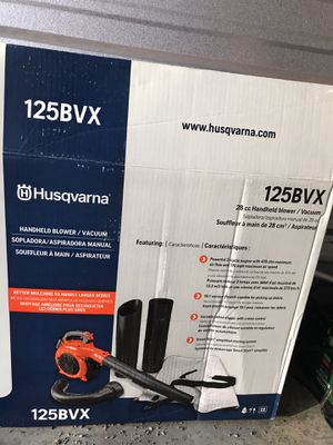 28cc handheld blower / vacuum for Sale in Spartanburg, SC
