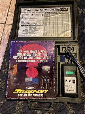 Snap on freon scale for Sale in Pomona, CA