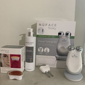 NuFace trinity facial toning set for Sale in Bristol, CT