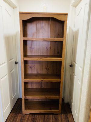5 shelf bookcase for Sale in Phoenix, AZ