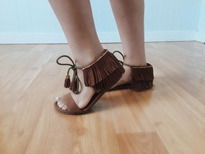 Fringe Sandals for Sale in Richland, WA
