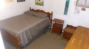 Full Set of Bedroom Furniture for Sale in Portland, OR