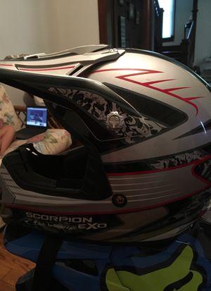 Scorpion helmet size medium like new condition for Sale in Elkton, VA