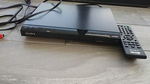 Sony DVD player W/Remote for Sale in Henderson, NV