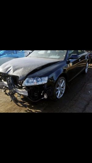 2009 Audi A6 3.0t SELLING PARTS ONLY c6 for Sale in Wood Dale, IL