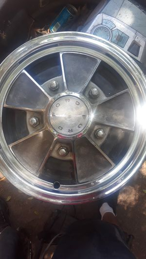 1967 Ford Mustang Shelby Mercury Mag Style 15 Inch Original Hub Cap for Sale in San Diego, CA