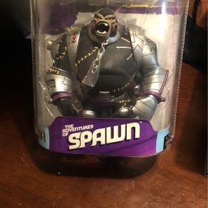 McFARLANE THE ADVENTURES OF SPAWN CY-GOR for Sale in Milpitas, CA