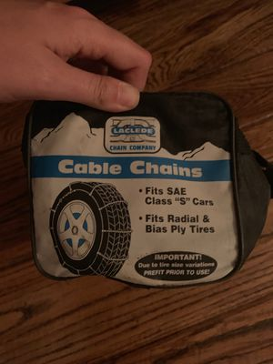 Cable chains for Sale in Santa Monica, CA
