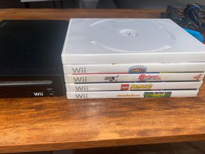 Replacement Wii & Games!! Console & Games ONLY!! for Sale in Rialto, CA