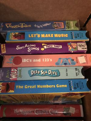 Children's VHS movies for Sale in Shady Side, MD