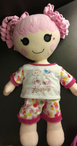 """21"""" Lalaloopsy Talking Singing Build a Bears for Sale in West Valley City, UT"""