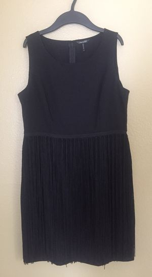 NEW!!! NEVER WORN!!! Daisy Fuentes Fringed dress for Sale for sale  Etiwanda, CA