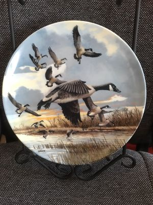 """Duck plate called """"The Landing"""" By Donald Pentz for Sale in Lakeland, FL"""