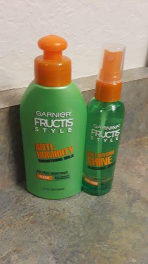 Garnier fructis for Sale in Tucson, AZ