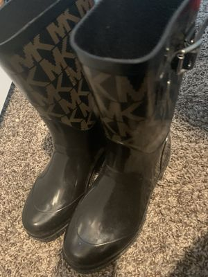 Michael Kors Rain Boots for Sale in Midlothian, TX