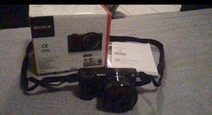 Sony digital camera/video 5100 50 mm 24.3mega pixels for Sale in Hialeah, FL