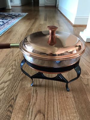 Chafing dish for Sale in Alexandria, VA