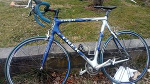 Bontranger cane Creek trek bicycle REAL carbon fiber for Sale in Baltimore, MD
