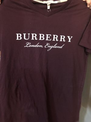 Burberry shirt for Sale in Seattle, WA