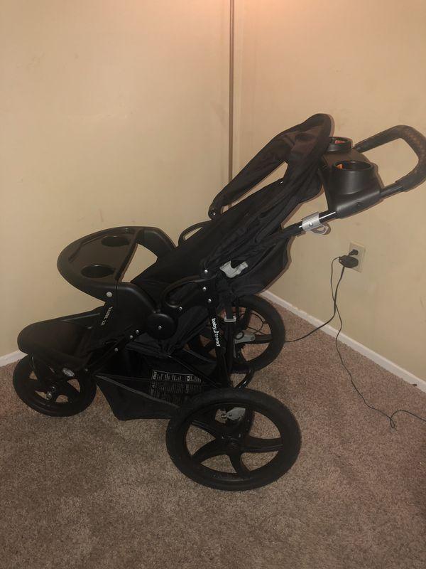 Stroller baby trend range lx