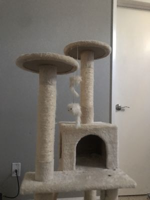 go pet club cat tree for Sale in Sacramento, CA