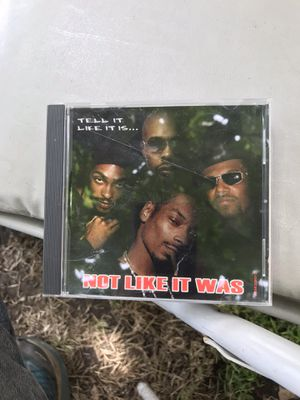!! Cd Snoop Dogg for Sale in San Fernando, CA
