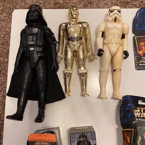 Star Wars action figures 1978 for Sale in Grapevine, TX