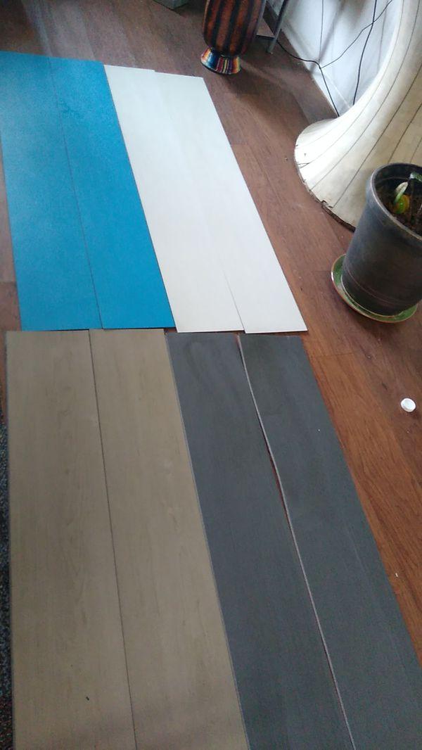 "Karndean design flooring 48""by 7' by 1/8"