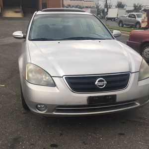 2003 Nissan Altima for Sale in Hyattsville, MD