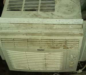 2 a.c. one is 40 dollars & 25,000 btu is 200 dollars,washer & dryer $125,black fridge $100, dishwasher $75, white fridge $75 for Sale in Thomaston, GA