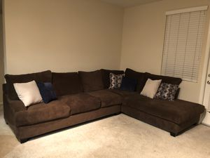 Large 'L' Shape Couch for Sale in Anaheim, CA