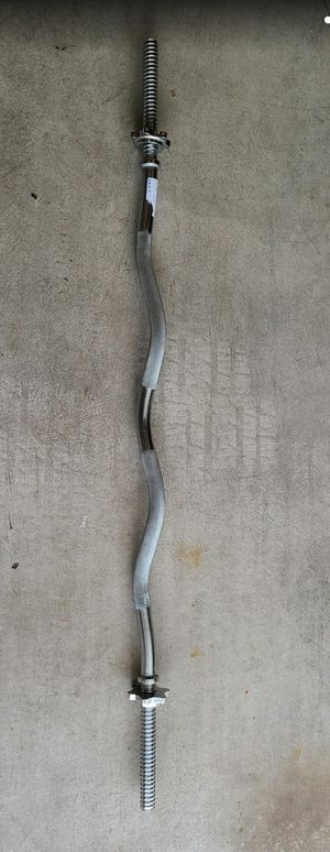 Standard Curl Bar for Sale in Bothell, WA