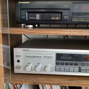 Stereo Components And Cabinet for Sale in San Diego, CA
