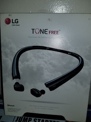 LG tone free HBS-F110 for Sale in Houston, TX