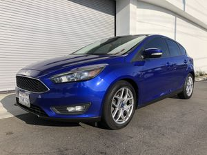 2015 Ford Focus SE for Sale in Ramona, CA