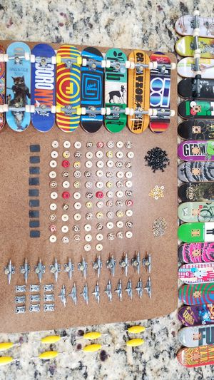 Tech Deck Skateboard Collection for Sale in Haymarket, VA