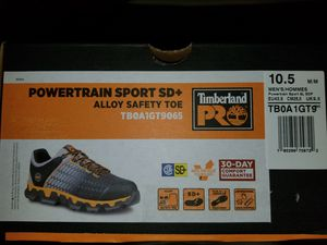 Timberland Pro alloy toe work boots - sneakers. for Sale in Kissimmee, FL