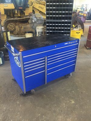 Snap on 30 inches deep 12 drawers for Sale in Chantilly, VA