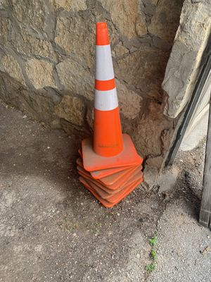 Safety cones (14 pc.) for Sale in Abilene, TX
