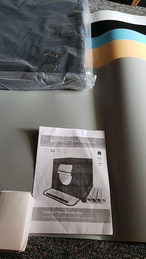 Folding Photo Studio Box for Sale in Columbus, OH