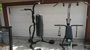 Bowflex and Everlast for Sale in Spring Hill, FL