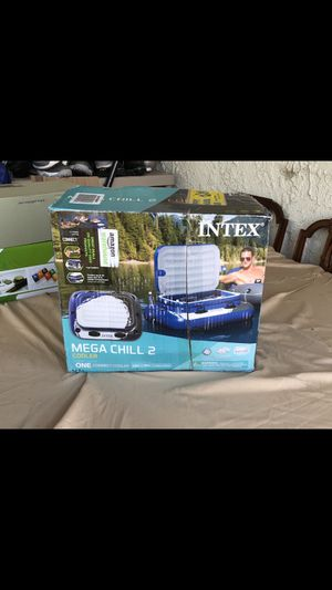 Brand new Inter mega Chll 2 Floating chest cooler for Sale in Camarillo, CA