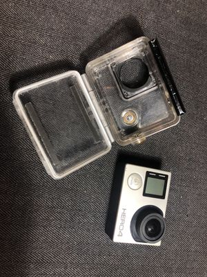GoPro hero 4 silver for Sale in Reading, MA