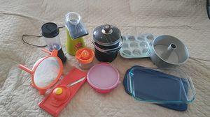 Asst. Kitchenware for Sale in Phoenix, AZ