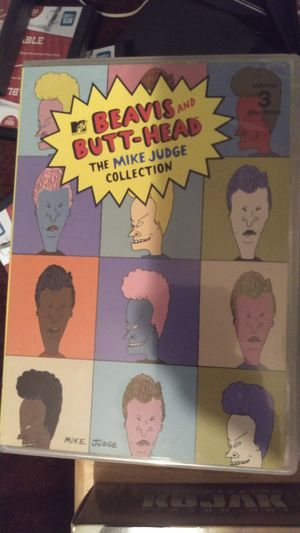 Beavis and Butthead episodes for Sale in Rancho Cucamonga, CA