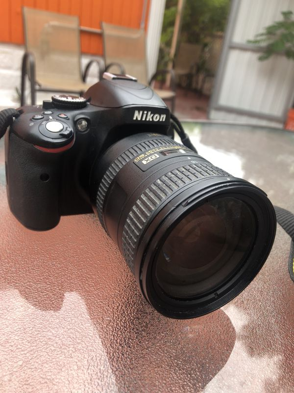 Nikon cámara