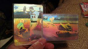2- 1991 Nolan Ryan hologram cards for Sale in Appomattox, VA